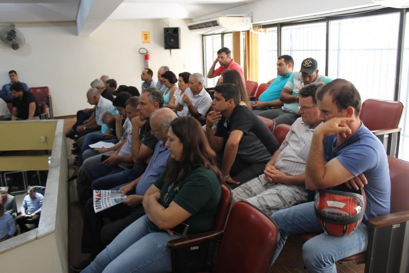 Audiência pública sobre o Polo de Piscicultura em Muriaé