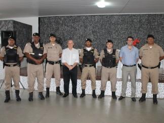 Braulio Braz consegue contingente policial para Patrocínio do Muriaé e Antônio Prado de Minas