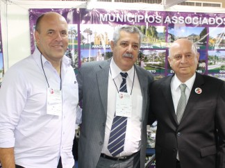 Deputado Braulio Braz participa do 34º Congresso Mineiro de Municípios