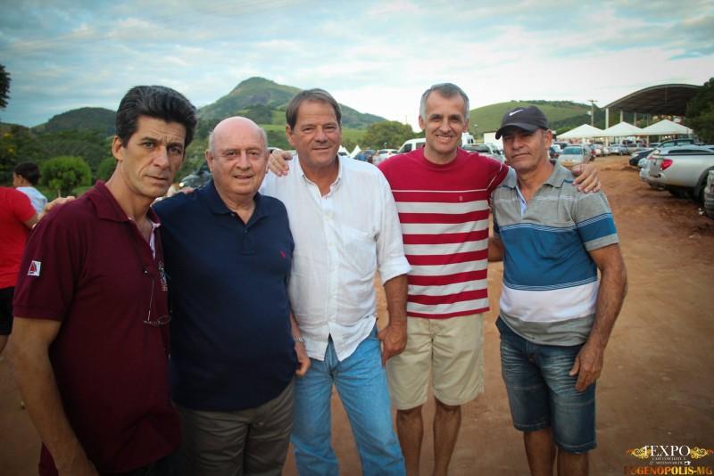 Braulio Braz na 1ª Expo Café com Leite e Artesanais de Eugenópolis