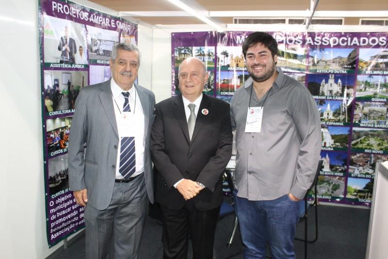 Deputado Braulio Braz no 34º Congresso Mineiro de Municípios