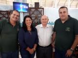 Braulio Braz se reúne com lideranças em Manhuaçu