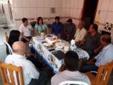 Lideranças de Divino recebem Braulio Braz em agradecimento pela liberação de recursos para a APAE e para a Associação de Trabalhadores Rurais