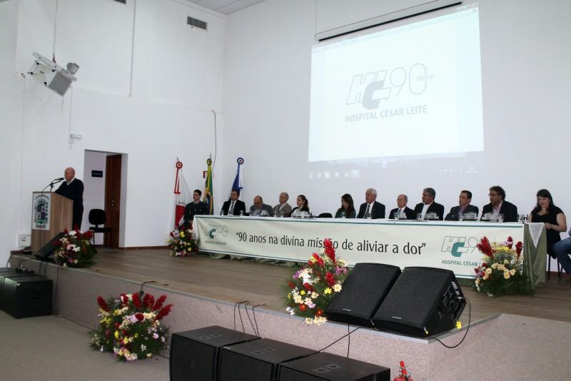 90 anos do Hospital de Manhuaçu